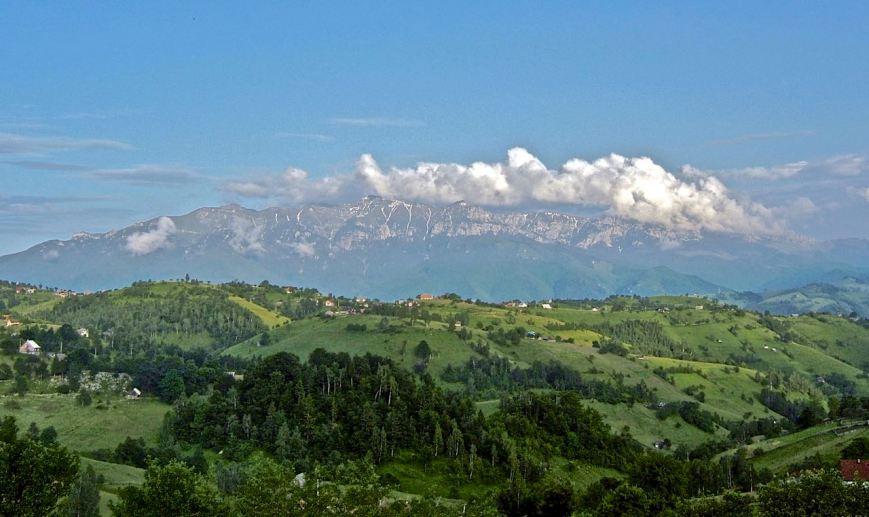 Bucegi mountains, Transylvania, Magura