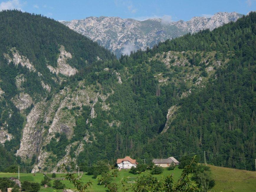 Piatra Craiului, Carpathians, mountains, Romania, Transylvania, Magura