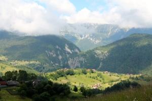 Magura village, Transylvania