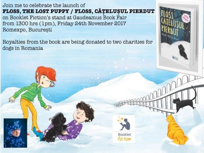 FLOSS launch invitation
