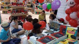 Bookfest, Dalia, Booklet Fiction, Arabella McIntyre-Brown